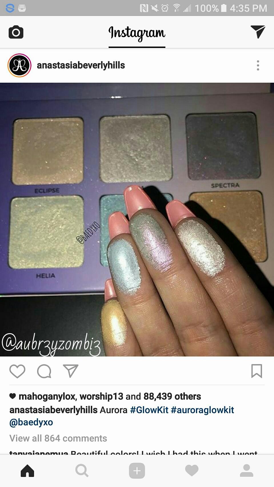 Glow Kit - Aurora  by Anastasia Beverly Hills #3